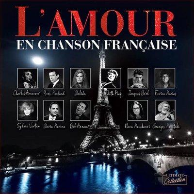 L'amour En Chanson Francaise