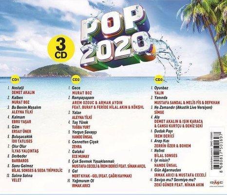 Çeşitli Sanatçılar Pop 2020