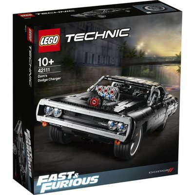 Lego - Technic Dodge Charger 42111