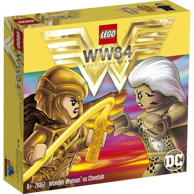 Lego - Dc Comics Wonder Women 76157
