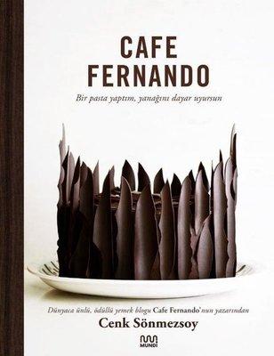 İmzalı - Cafe Fernando