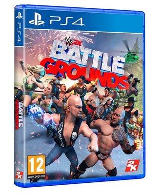 Take 2 WWE 2K Battlegrounds PS4 Oyun