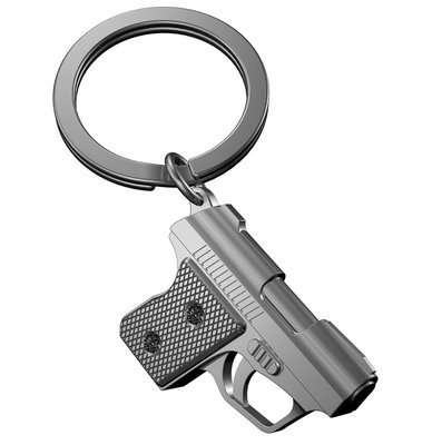 Gangster Silah Anahtarlık