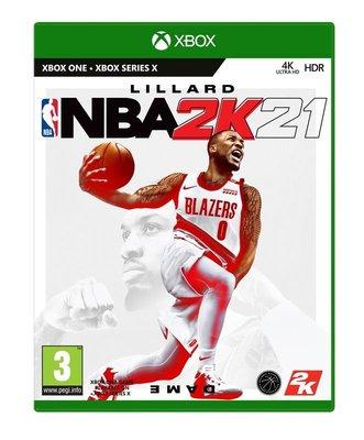 Take 2 NBA 2K21 XBOX One Oyun