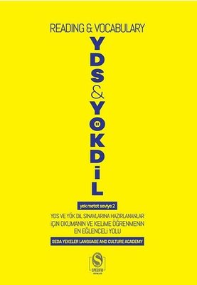 YDS - YÖKDİL Reading and Vocabulary