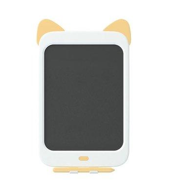 Wicue 10 Kedi LCD Dijital Renkli Sarı Çizim Tableti
