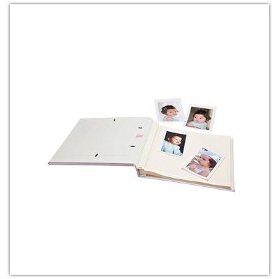 Baby Memory Prints Deri Hatıra Albümü