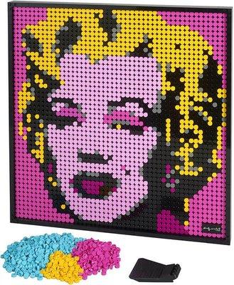 Lego Art Marily Monroe 31197