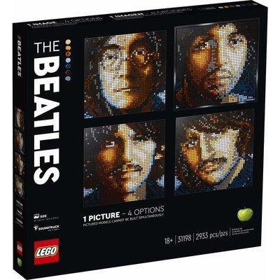 Lego Art Beatles 31198