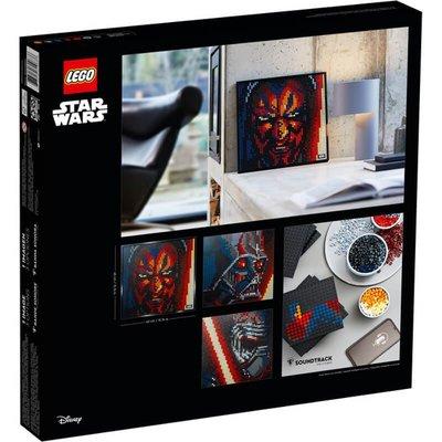 Lego Art Star Wars 31200