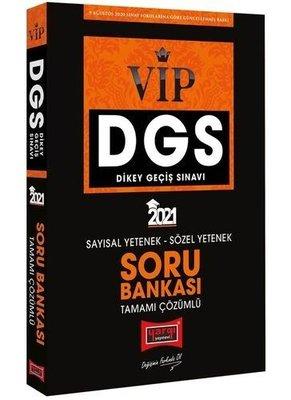 2021 DGS VIP Sayısal Sözel Yetenek Tamamı Çözümlü Soru Bankası