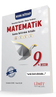 9.Sınıf Matematik Konu Bitirme Kitabı