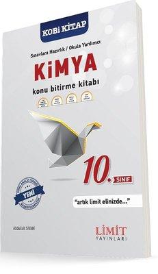 10.Sınıf Kimya Konu Bitirme Kitabı