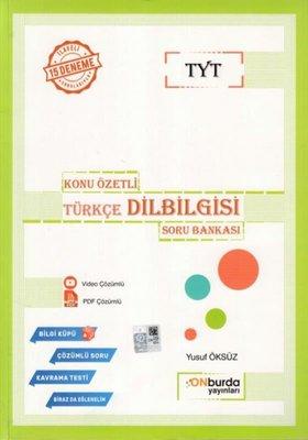 TYT Konu Özetli Türkçe Dilbilgisi Soru Bankası