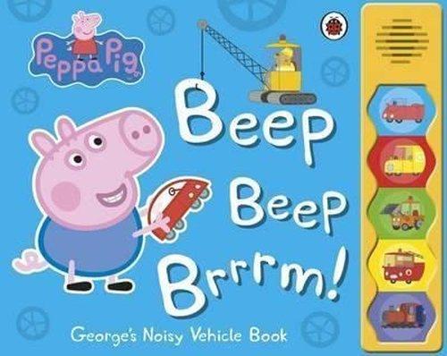 Peppa Pig: Beep Beep Brrrm!: Noisy Sound Book