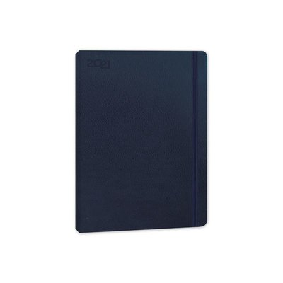 Keskin Color 14x20 Pronot Günlük Ajanda - Koyu Mavi
