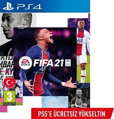 EA Fifa 21 PS4 Oyun