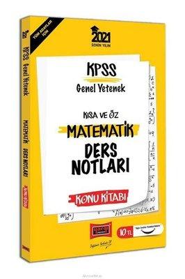 2021 KPSS Matematik Kısa ve Öz Ders Notları
