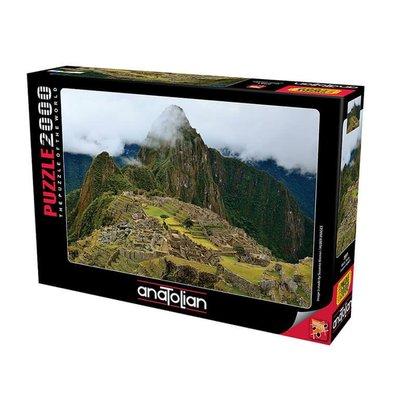 Anatolian - Puzzle Machu Picchu 2000 Parça 3951