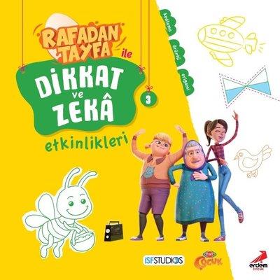 Rafadan Tayfa ile Dikkat ve Zek Etkinlikleri - 3