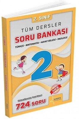 Europa 2. Sınıf Tüm Dersler Soru Bankası