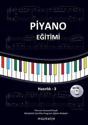 Piyano Eğitimi - Hazırlık 3