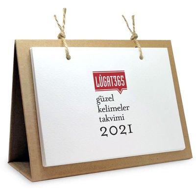 Lügat365 2021 Güzel Kelimeler Takvimi