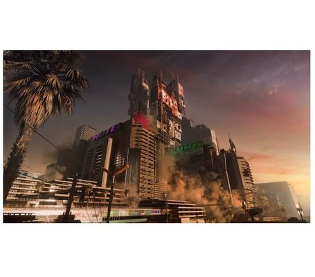 CD Projekt Cyberpunk 2077 PS4 Oyun