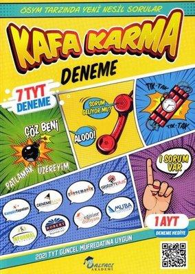 Kafa Karma 7 TYT Deneme