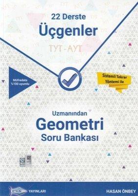 TYT AYT Uzmanından Geometri Soru Bankası - 22 Derste Üçgenler