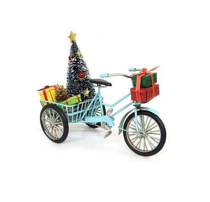MNK Metal Üç Tekerlekli Bisiklet C0696