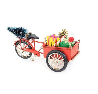 MNK Metal Üç Tekerlekli Bisiklet C0694