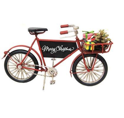 MNK Metal Bisiklet Sepetli C0695