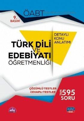 ÖABT Türk Dili Ve Edebiyatı Öğretmenliği - Detaylı Konu Anlatımı