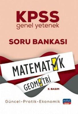KPSS Genel Yetenek Soru Bankası Matematik Geometri - Güncel - Pratik - Ekonomik
