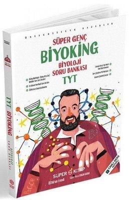 TYT Biyoloji Süper Genç Biyoking Soru Bankası