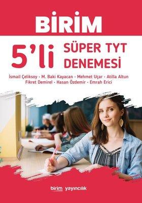 5'li Süper TYT Denemesi