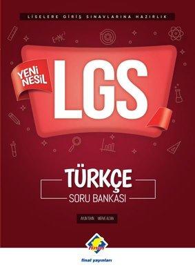 LGS Türkçe Soru Bankası - Yeni Nesil