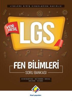 LGS Fen Bilimleri Soru Bankası - Yeni Nesil