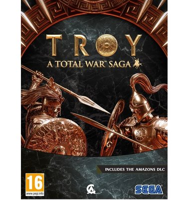 Sega Total War Saga Troy PC Oyunu