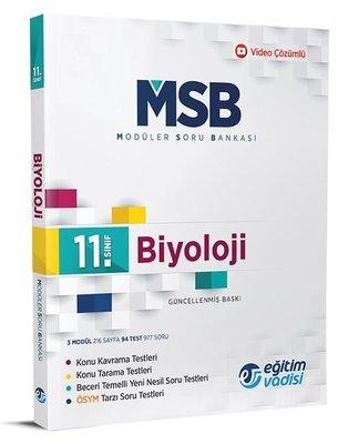 11.Sınıf Biyoloji Msb Modüler Soru Bankası