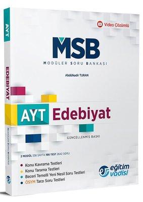 AYT Edebıyat Msb Modüler Soru Bankası
