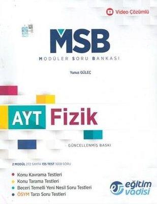 AYT Fizik Msb Modüler Soru Bankası