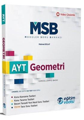 AYT Geometrı Msb Modüler Soru Bankası