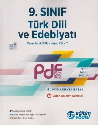 9.Sınıf Turk Dili Ve Edebiyatı  Pdf Planlı Ders Föyü Video Anlatım Destekli