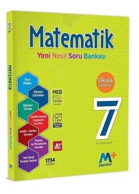 7.Sınıf Matematik Yeni Nesil Soru Bankası