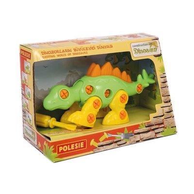 Polesie - Yapım Seti Dinozor 30 Parça 76793