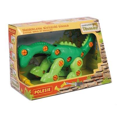 Polesie - Y.Seti SökTak Dinozor 35 Parça 77165
