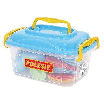Polesie - Yemek Takımı Renkli 38 Parça 57686