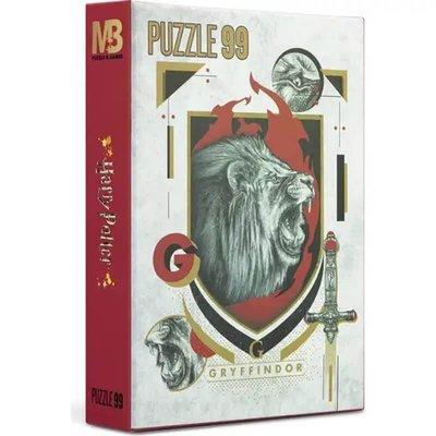 Mabbels Warner Bros Puzzle - 99 Parça Harry Potter Gryffindor Puzzle